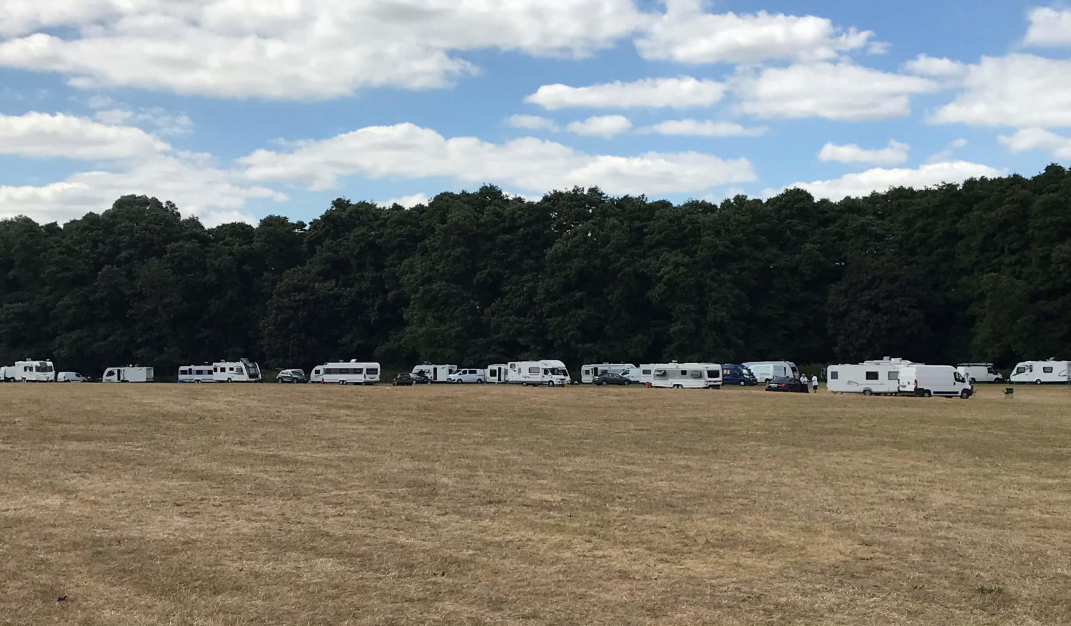 traveller eviction location